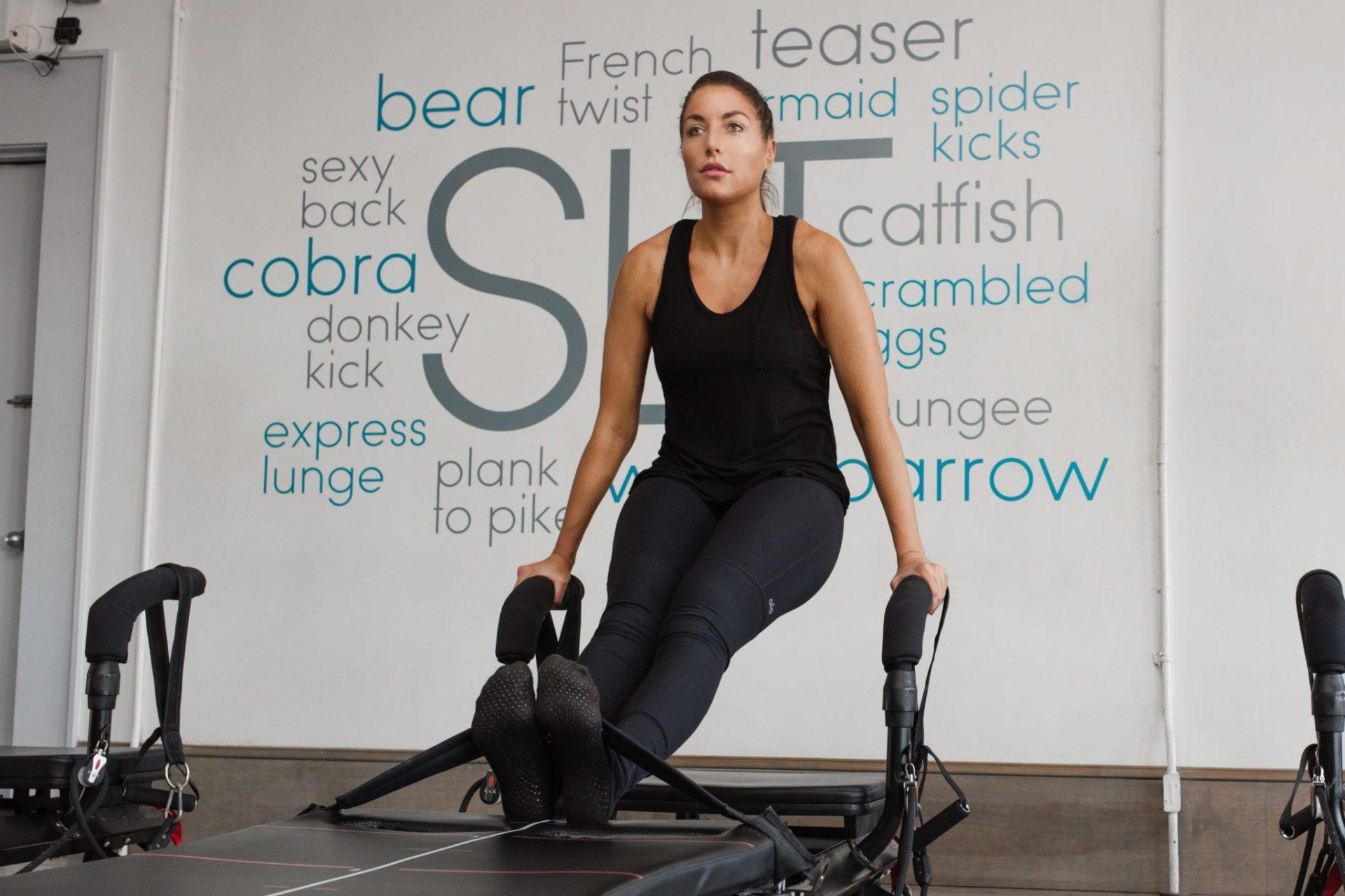 SLT NYC pilates fitness