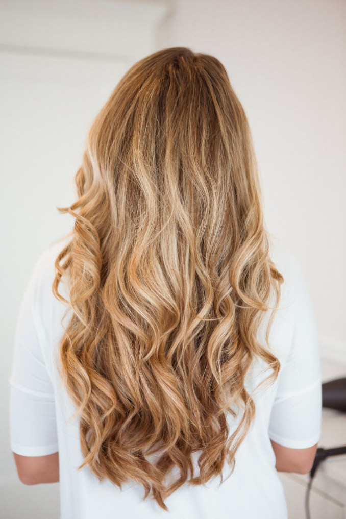 Image Result For Curl Long Hair