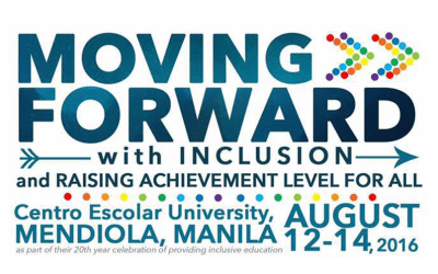 Moving Forward with Inclusion and Raising Achievement Level for All