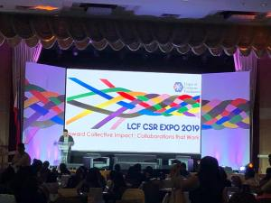 IAMYOU at LCF CSR Expo 2019