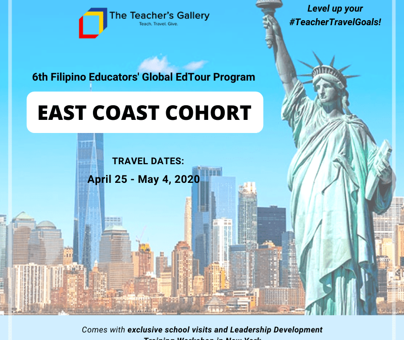 TTG Global EdTour 2020 – East Coast Cohort