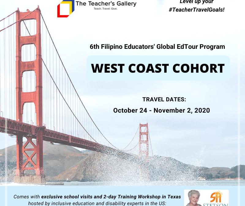 TTG EdTour - West Coast 2020