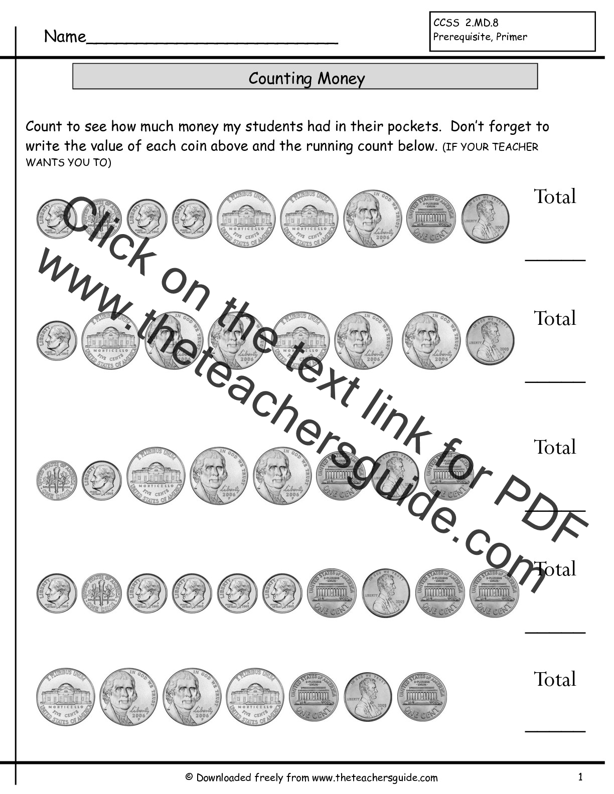 Index Of Coins