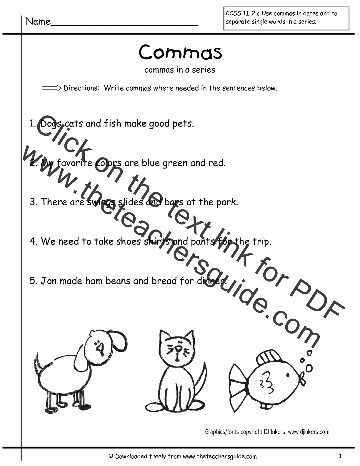 Wonders Second Grade Unit Two Week One Printouts
