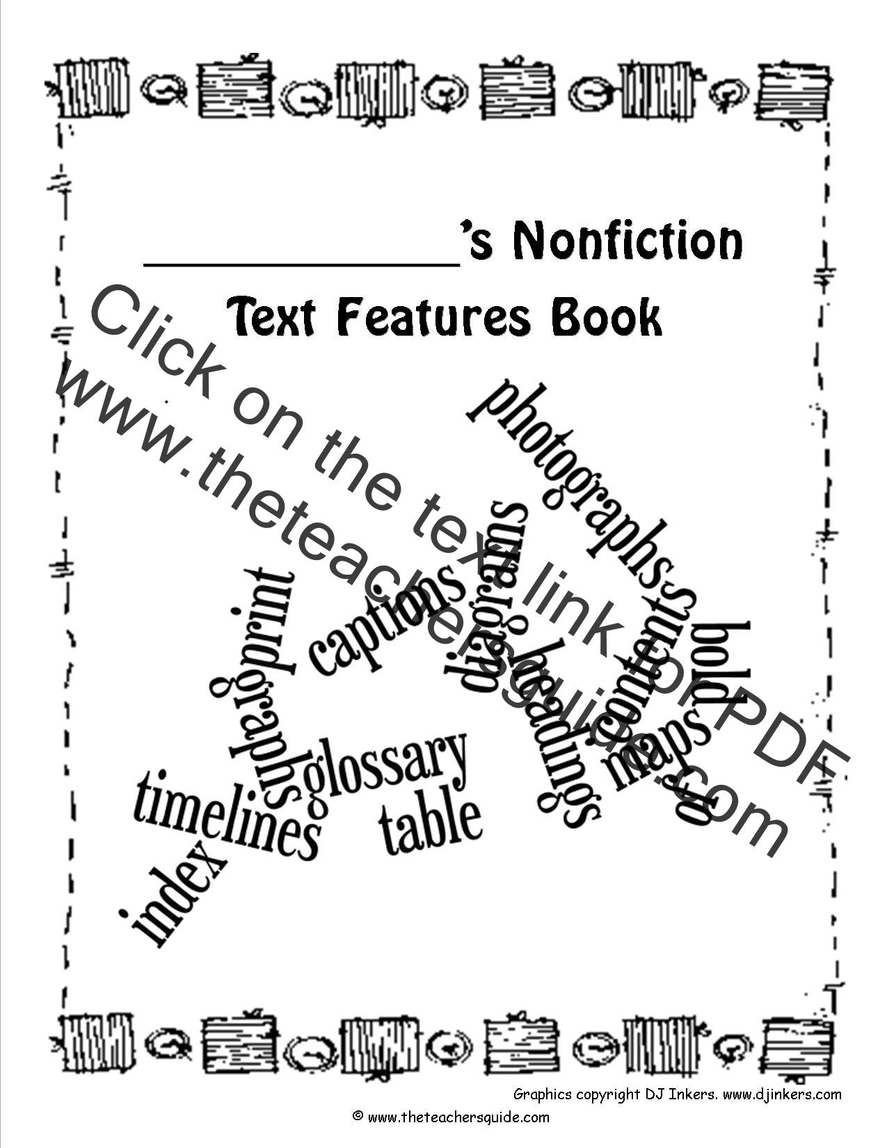 Nonfiction Reading Resources