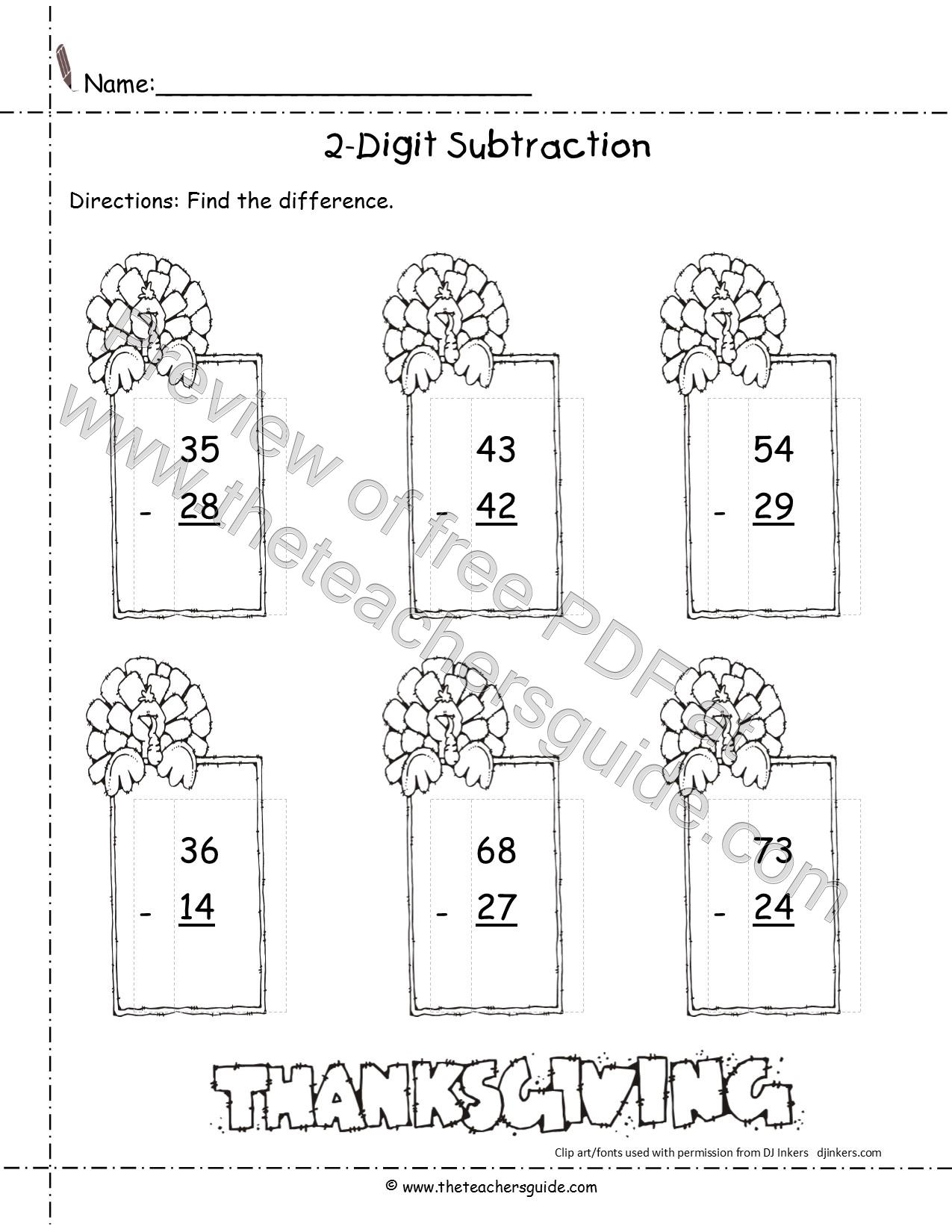 Thanksgiving Lesson Plans Themes Printouts Crafts