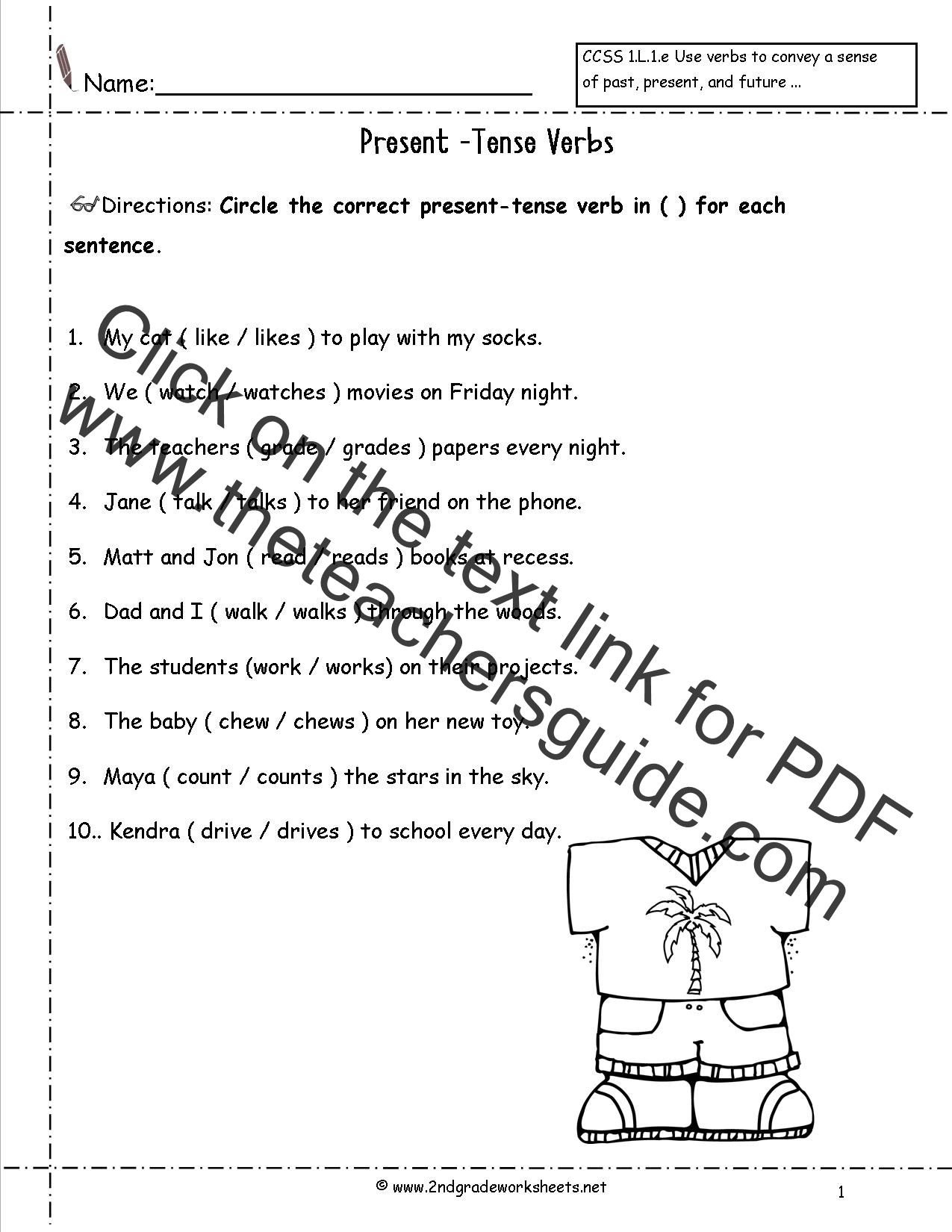 Worksheet Grade 2 Verbs verb worksheet 2nd grade scalien