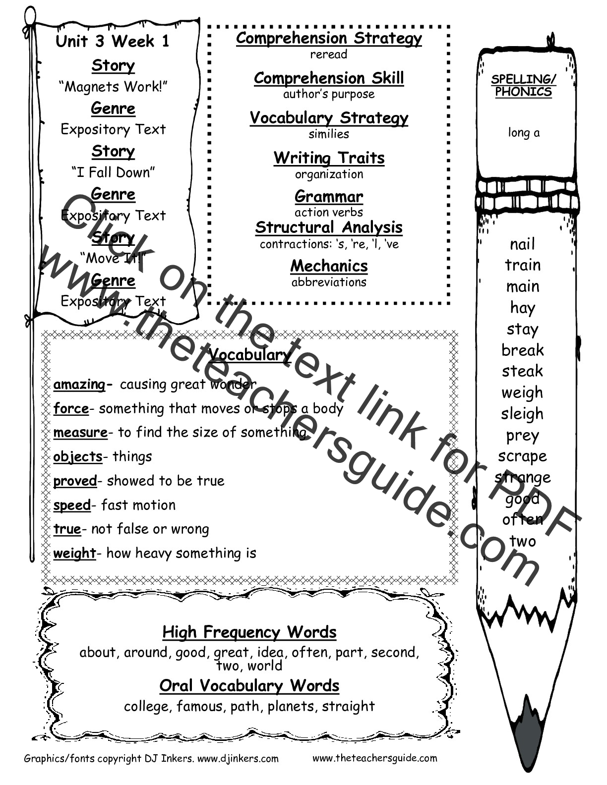 2nd Grade Homework Sheets Free Printable Second Grade