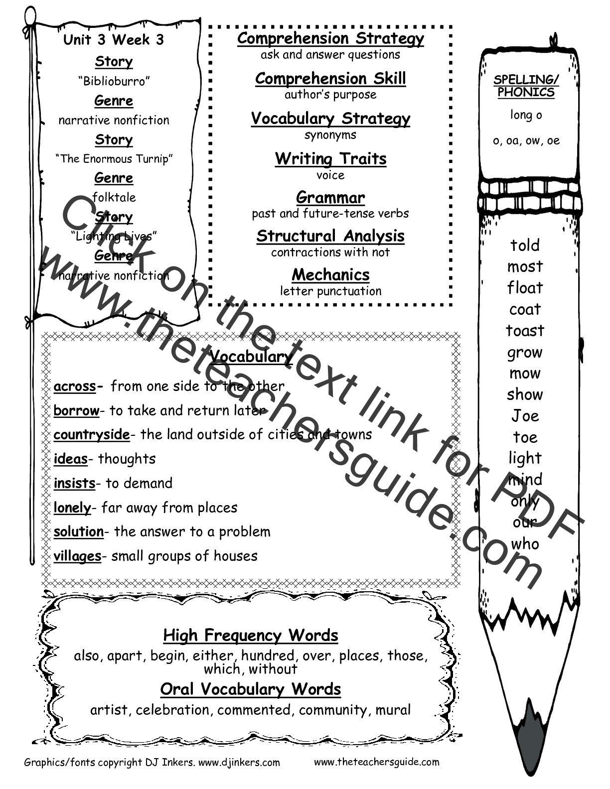 Goverment Social Stu S Worksheet For 3rd Graders