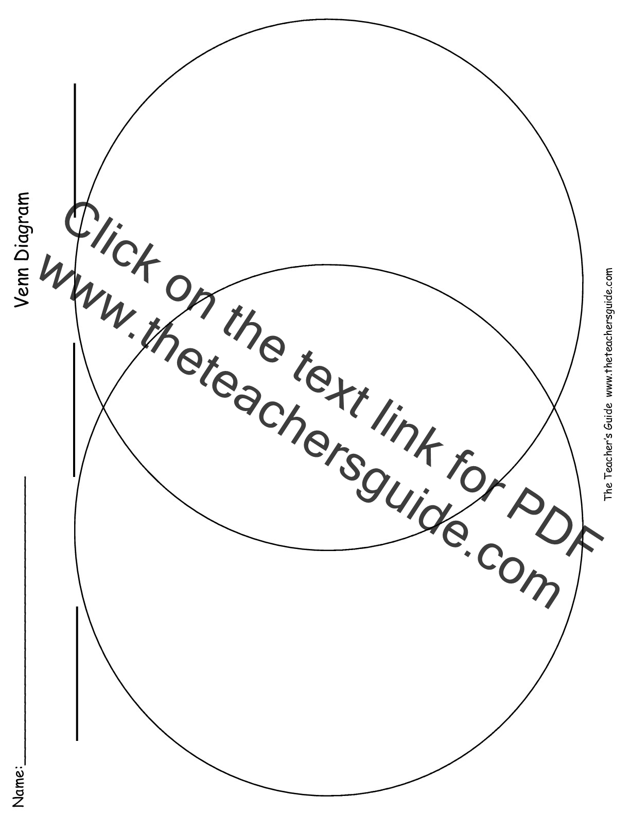 Writing Graphic Organizer Worksheets From The Teacher S Guide