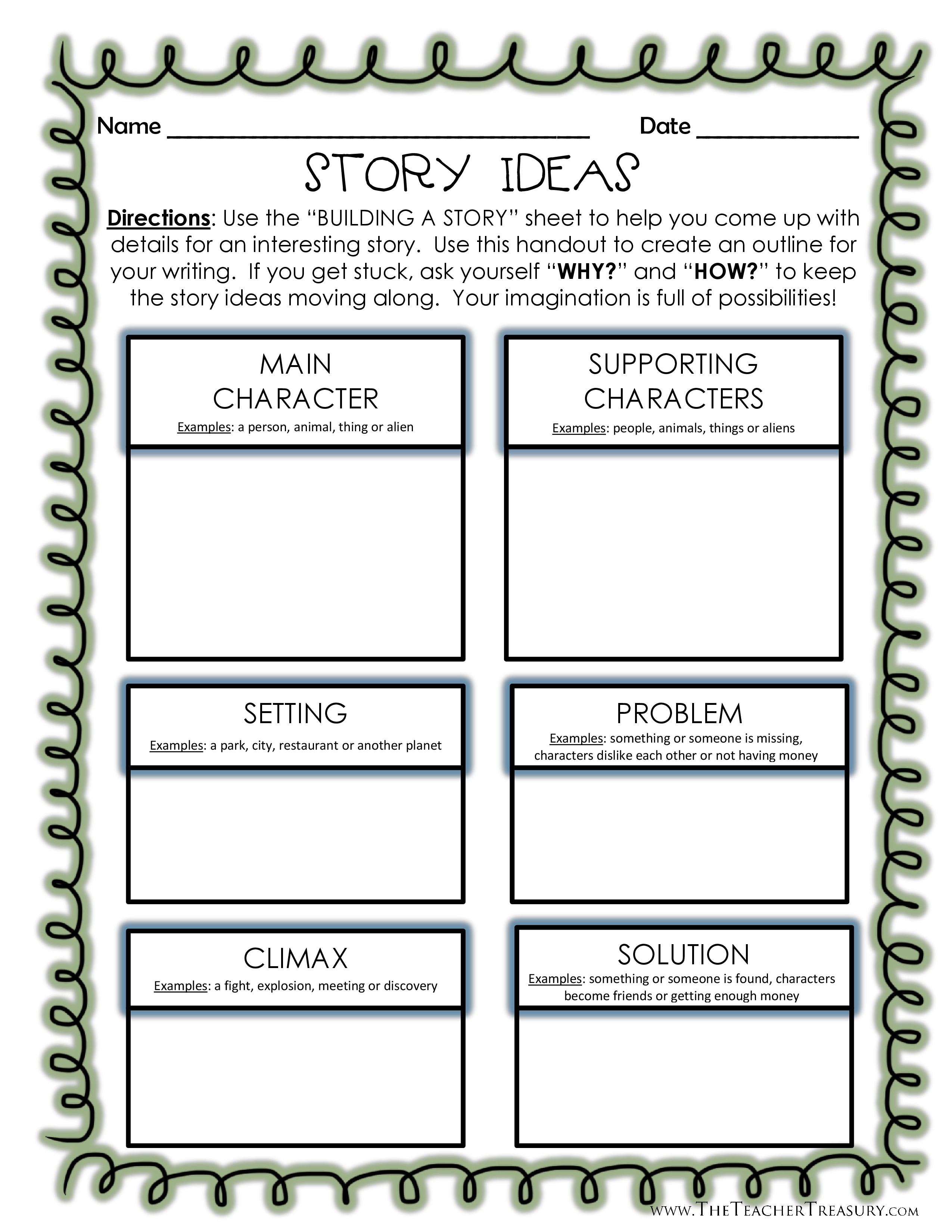 Creative Writing Outline 7 Steps To Creating A Flexible