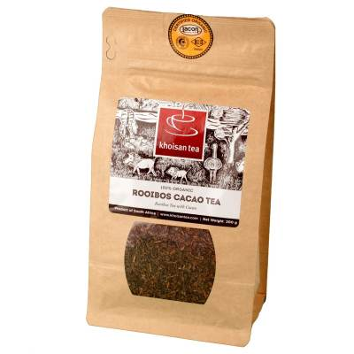 Khoisan Cacao Rooibos loose - 200g