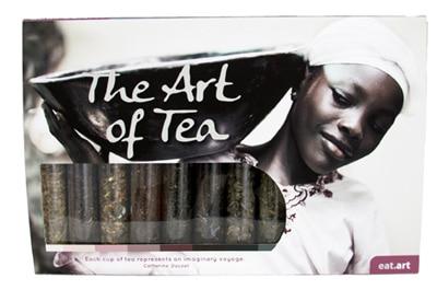 Eat Art Art of Tea Sleeve