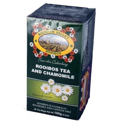 Biedouw Chamomile Rooibos