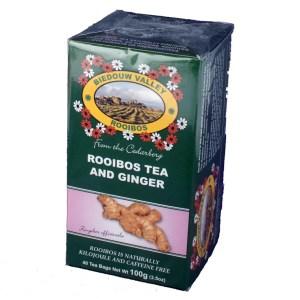 Biedouw Ginger Rooibos