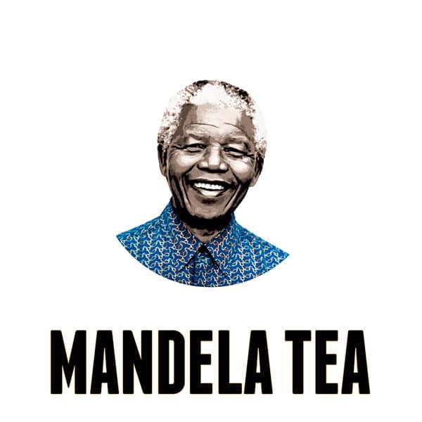 Mandela tea logo