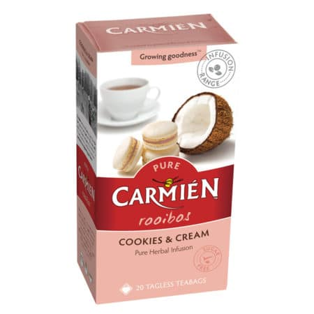 Carmien Cookies and Cream