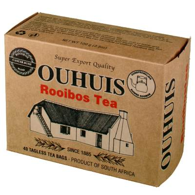 OuHuis CancerBush and Rooibos 40bags