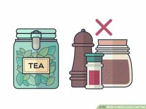 How to Store Loose leaf teas 4