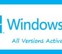Activate Windows 8