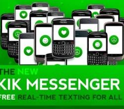 Kik Messenger for PC