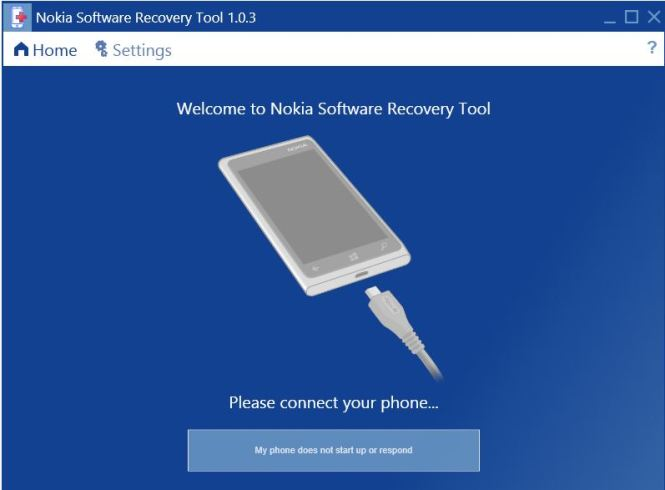 Nokia-Software-Recovery-Tool
