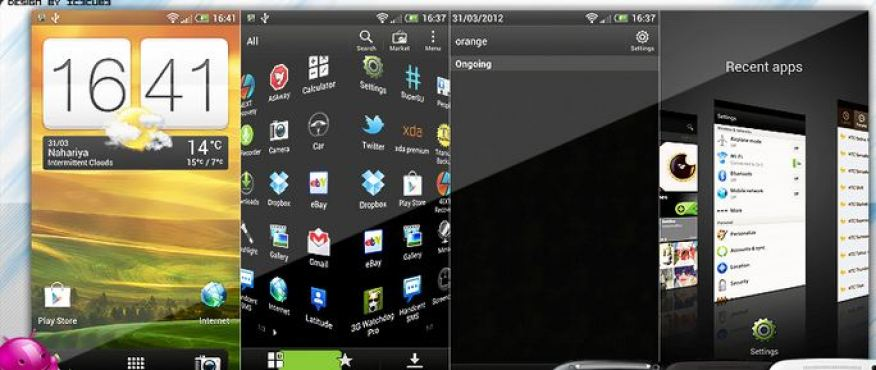 OrDroid custom ROM