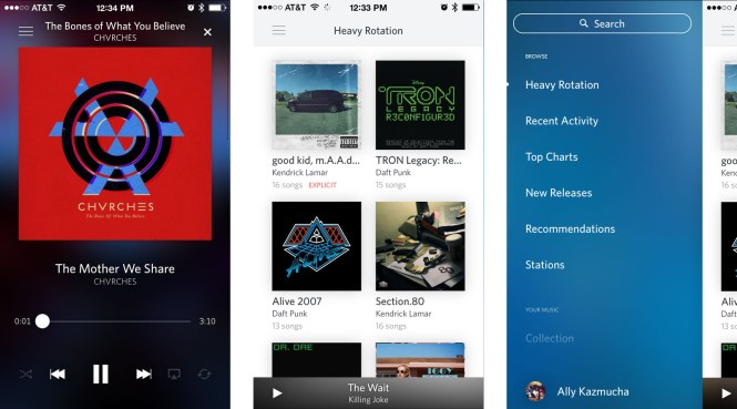 rdio-for-iPhone