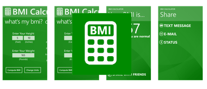 BMI-screenshot