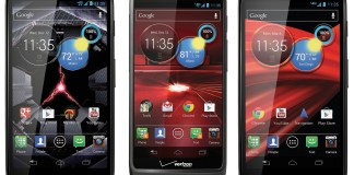 motorola Droid verizon family