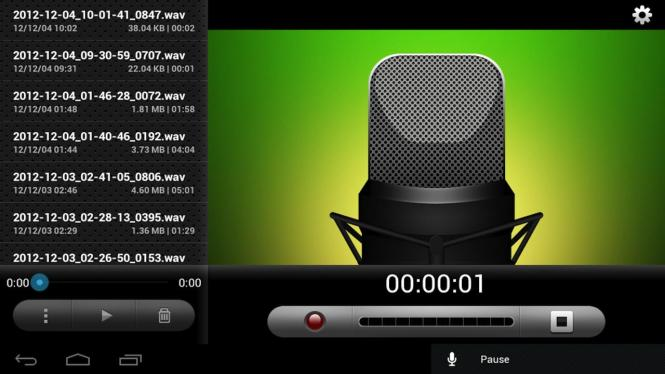 voice note android apps