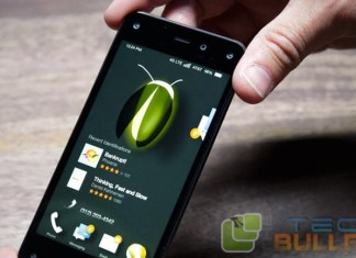 Amazon Fire phone OS update