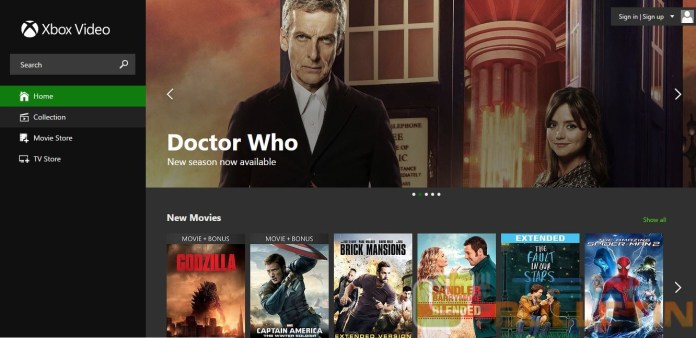 Xbox video app is updated for Windows Phone and Windows 8.1 OS