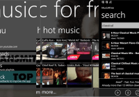 music4free app for windows phone