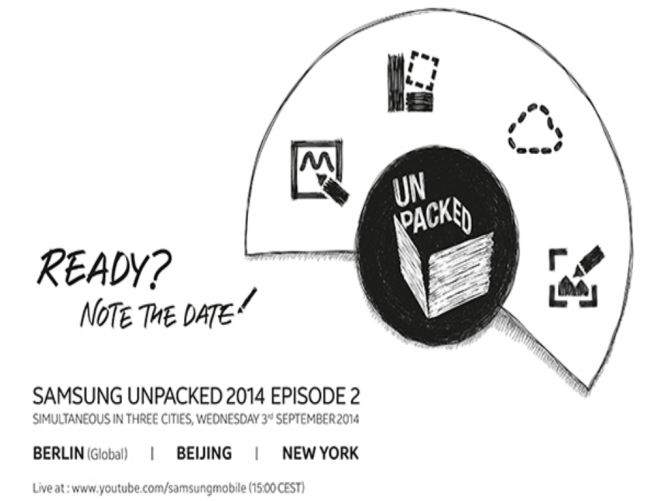samsung galaxy note 4 invite