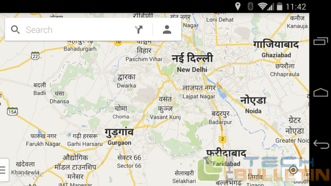 Google_maps_Hindi