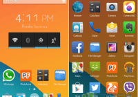 kitkat launcher for Windows Phone