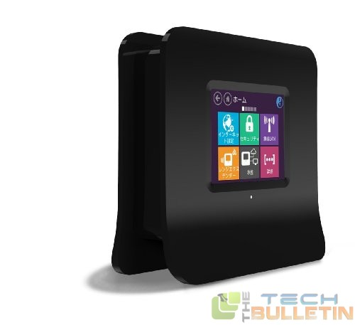 Securifi Almond touch Screen Wireless Router