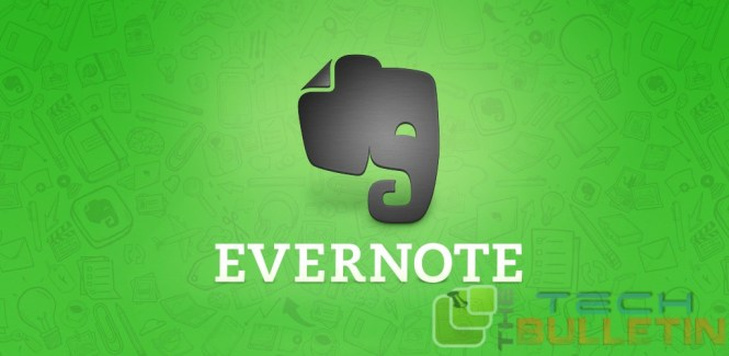 How to email stuff to your Evernote account