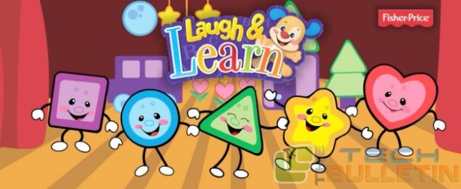 Laugh & Learn Shape and Colors