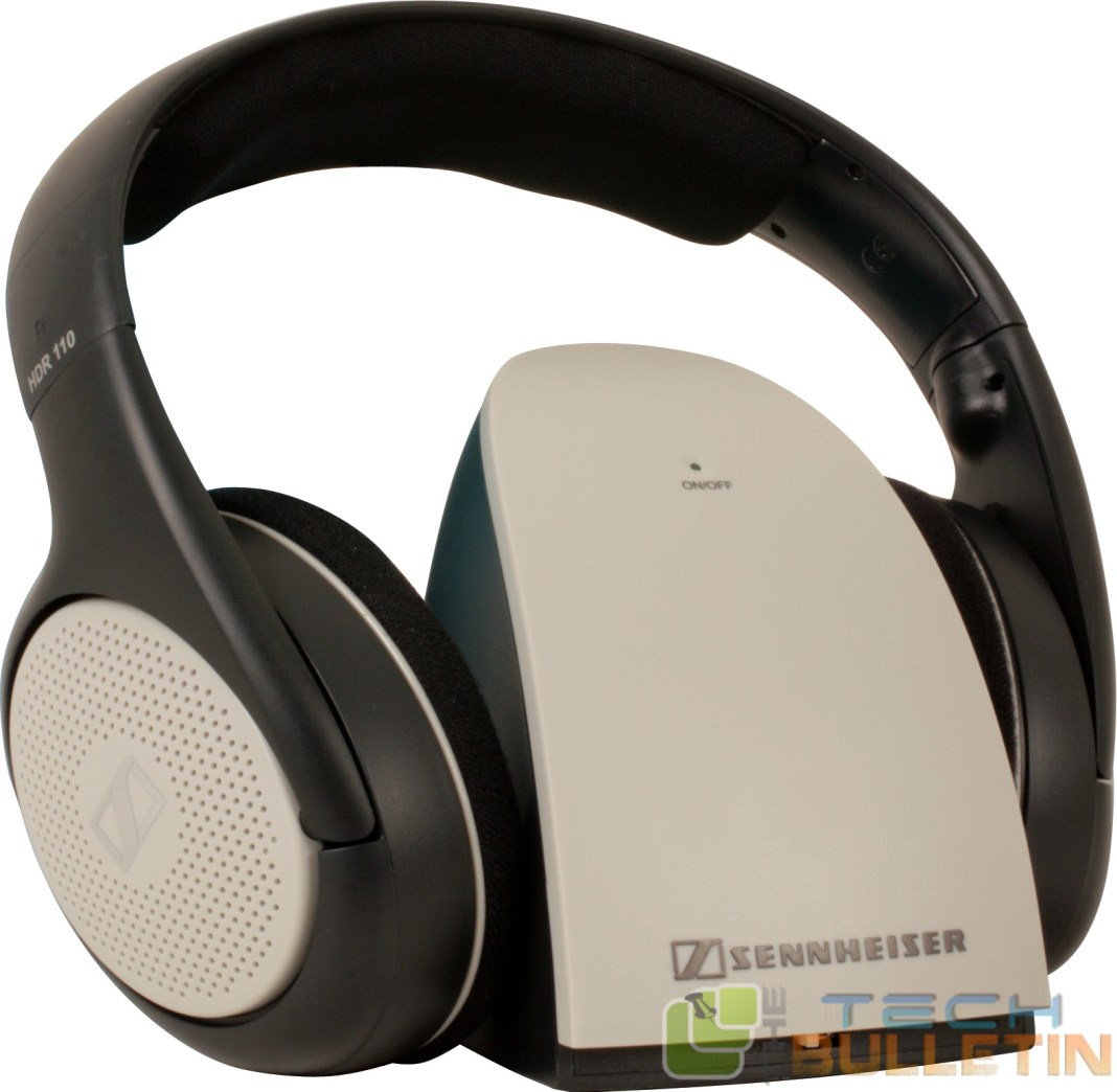 Sennheiser RS110 Wireless RF Headphone -4