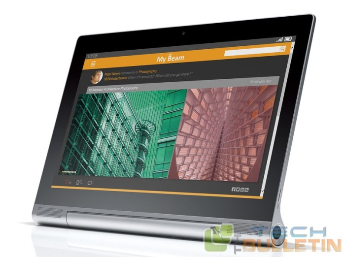 ipad-air-2 Vs Lenovo Yoga tablet pro 2