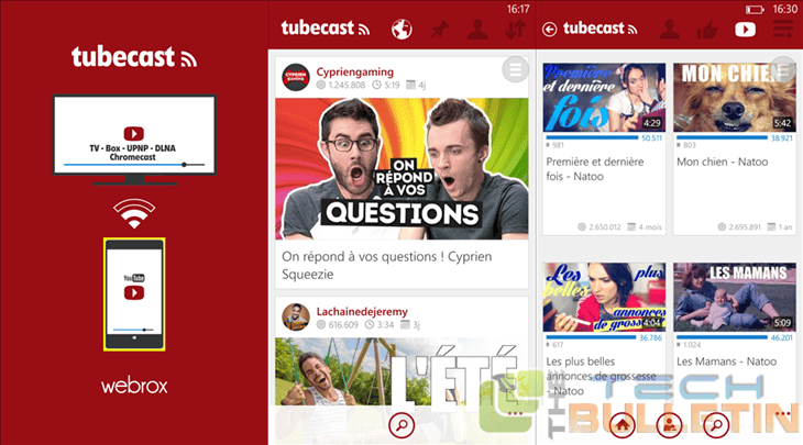 tubecast-app-youtube-windows-phone
