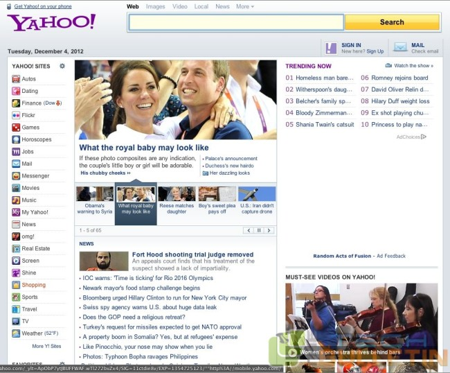 yahoo-current-homepage
