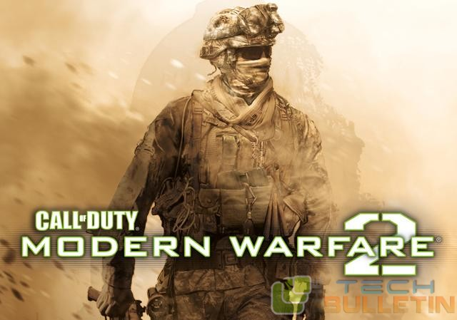 Call of Duty : Modern ware fare 2