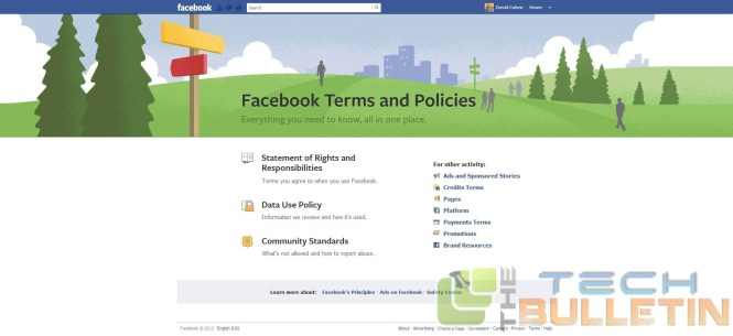 Facebook-terms-policies