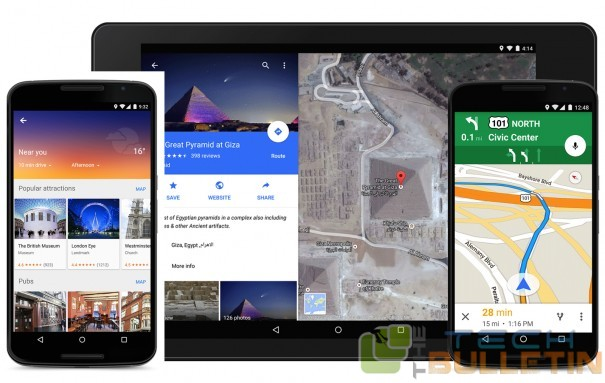 new-Google-Maps-app