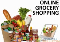 Online-Grocery -Shopping