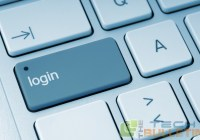 login-button-keyboard-social