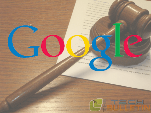 Google lawsuit dismissed